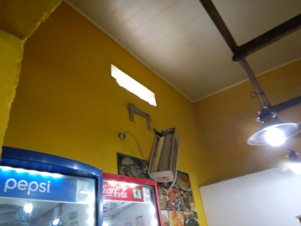 Abrió hace un año una casa de comidas en Villa Elisa y los ladrones ya lo visitaron 4 veces