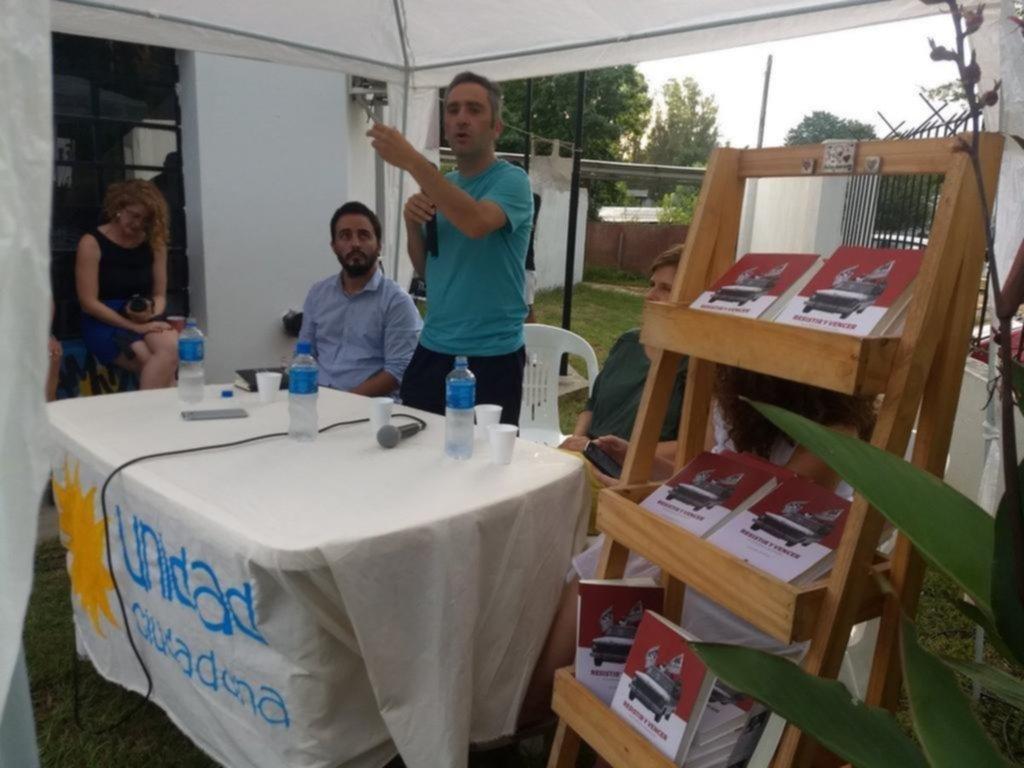"""Villa Elisa, el """"refugio"""" elegido por la cúpula de La Cámpora"""