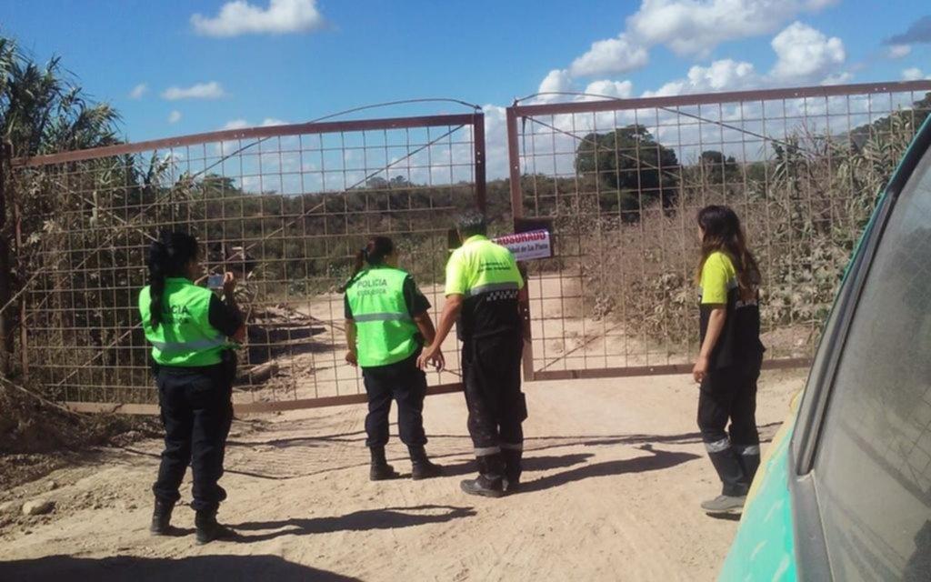 """Suspenden tres canteras por el """"daño ambiental"""" generado en dos barrios"""