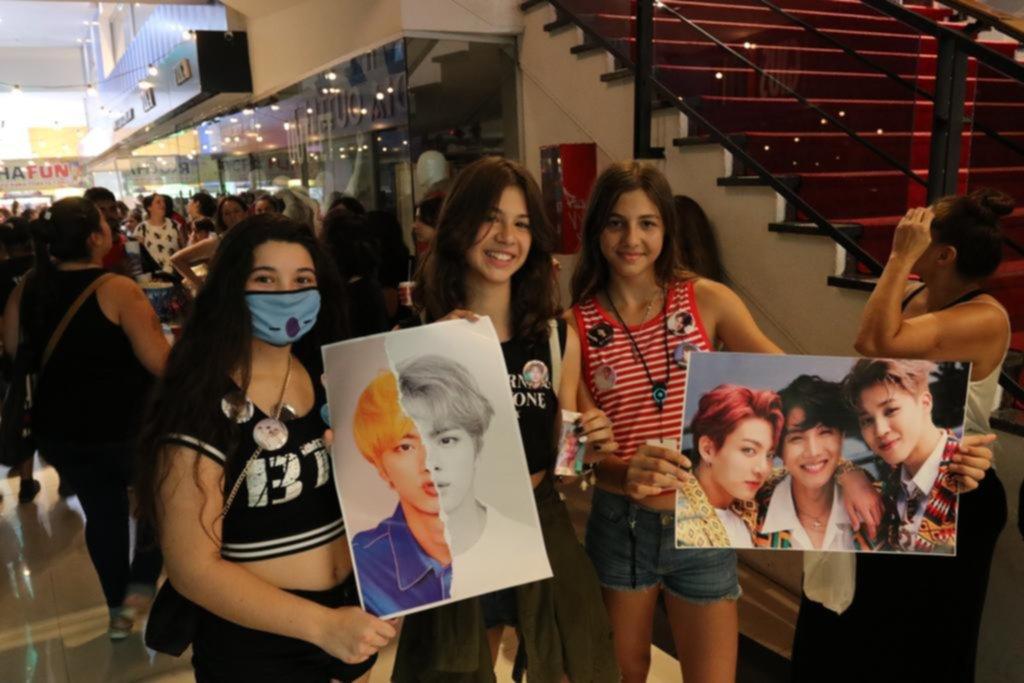 De la mano de BTS, el boom del K-Pop desembarcó a todo color en los cines platenses