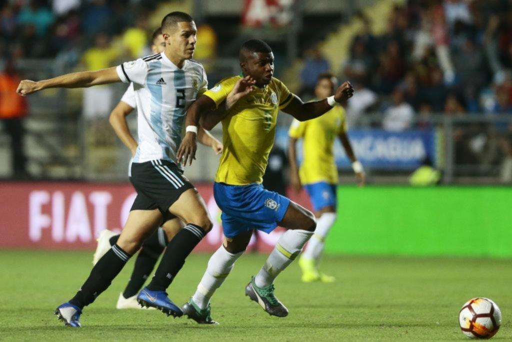 Argentina no logró el título, pero al menos amargó a Brasil
