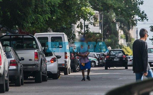VIDEO.- Los trapitos vuelven a copar las calles de la Ciudad