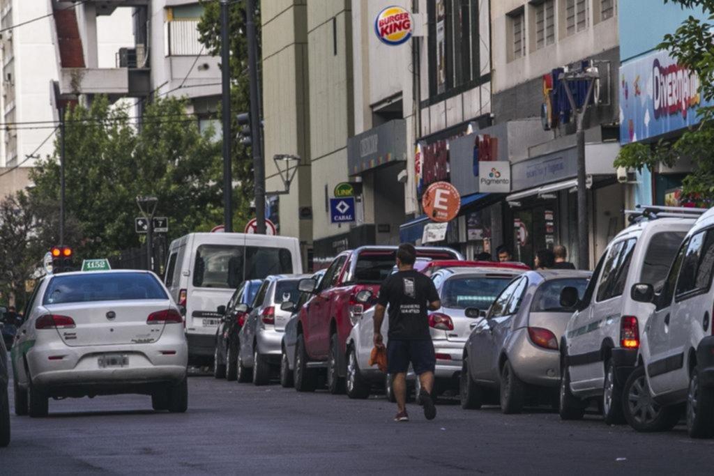"""Tras el recreo de enero, otra vez los """"trapitos"""" invaden el Centro"""