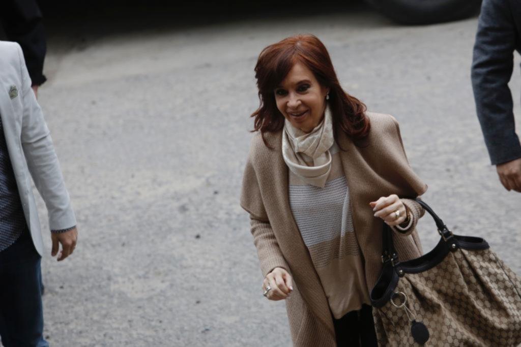 Confirman el inicio este mes del primer juicio oral con Cristina como acusada