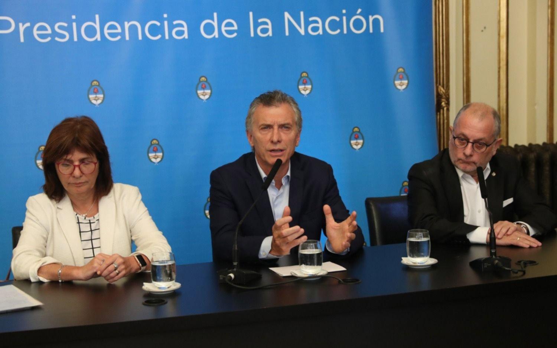 Macri: En lo económico e institucional estamos mejor que en 2015