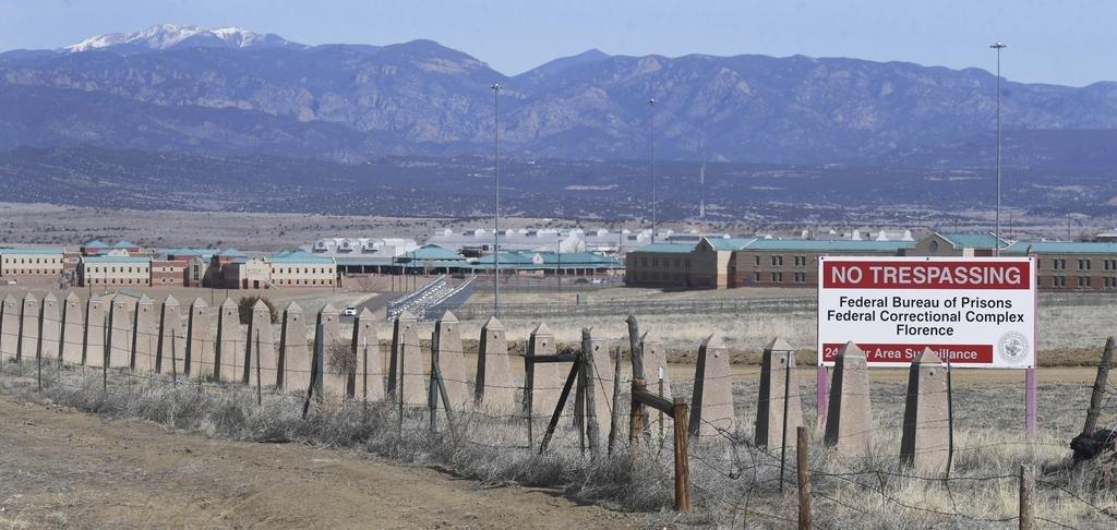 El Chapo podría compartir la prisión de Colorado donde se alojan sus máximos enemigos