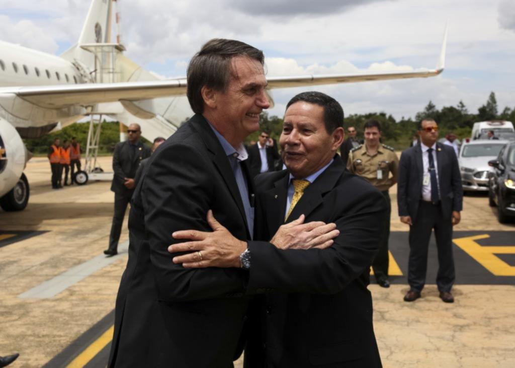 Bolsonaro, de alta tras 18 días internado