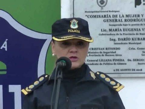 Pasaron a retiro a la mujer que sonaba como jefa de la Policía