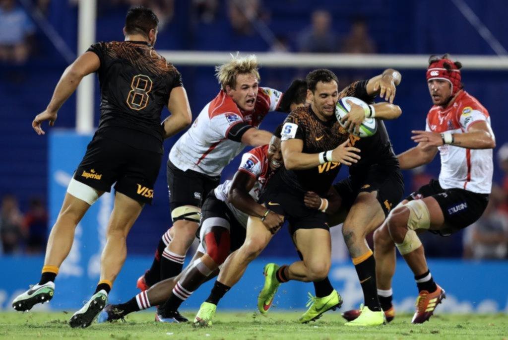 Jaguares tropezó ante el poderío de Lions en el debut