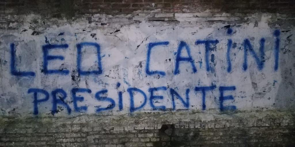 El doctor Catini luchará por el sillón de calle 4