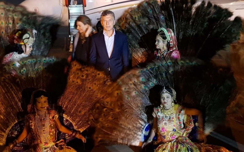 """Macri pidió a los empresarios """"trabajar en equipo para vender lo que somos capaces de hacer"""""""