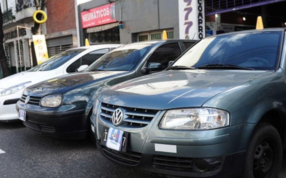 La venta de autos usados cayó 10 por ciento en enero