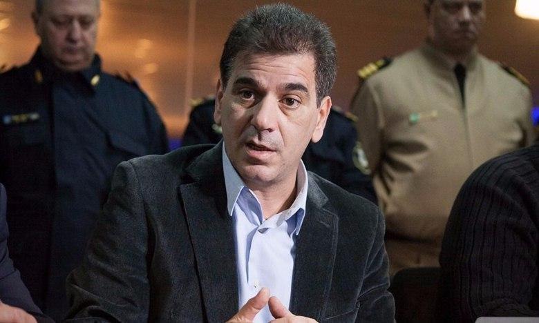 Ritondo dejará Seguridad para encabezar la lista de diputados de Cambiemos