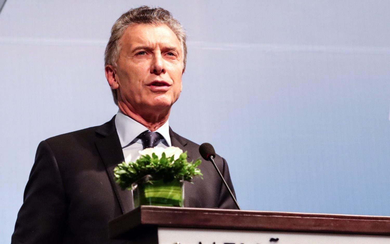 """Macri: """"Los argentinos no quieren volver al pasado"""""""