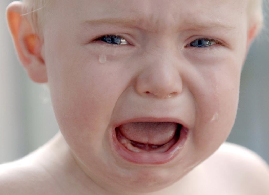 ¿Por qué lloramos?