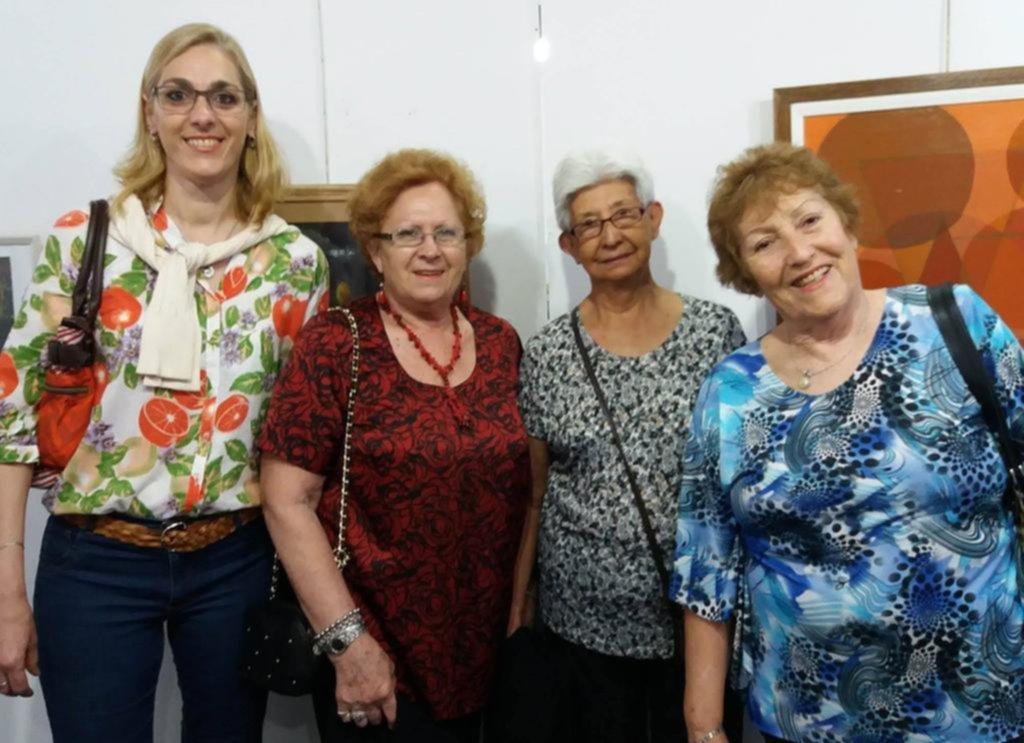 Un encuentro que permitió acercarse al arte