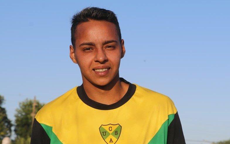 El Marcos Rojo de Unión del Suburbio: primer varón trans que forma parte del fútbol masculino