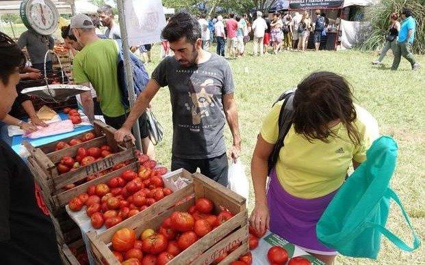 Este sábado se celebra una nueva edición de la fiesta del tomate platense