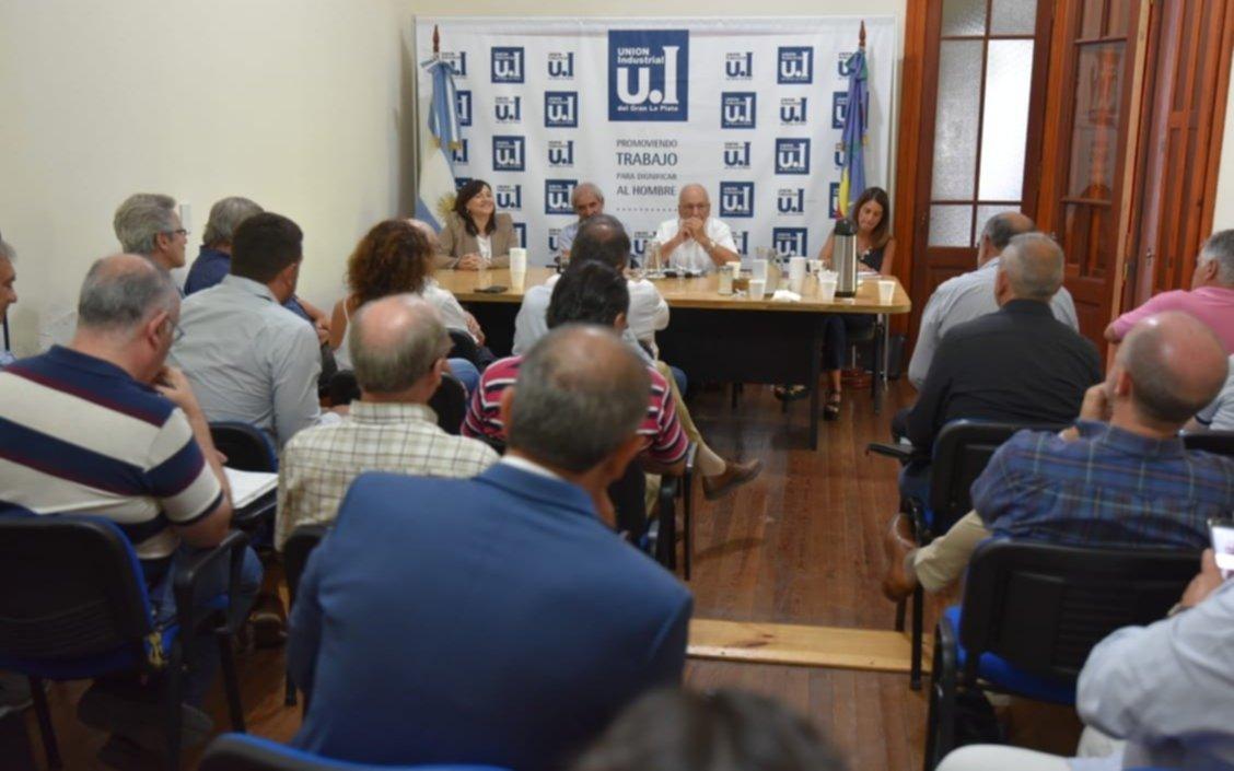 Primera reunión del año del Consejo Consultivo para el Desarrollo del Partido de La Plata