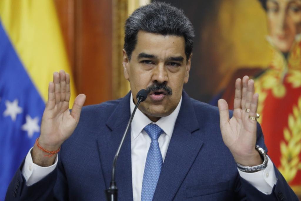 """Maduro hizo un llamado a los """"países amigos"""" por el diálogo"""