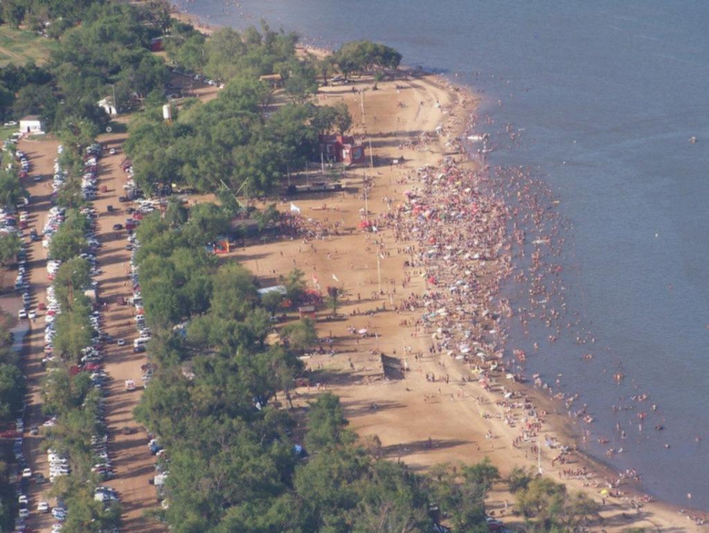 Costa del Río Uruguay: playas, arena y mucha diversión