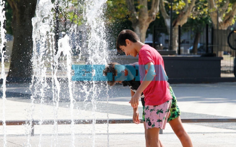 La Plata ingresó este domingo al ranking de las ciudades más calurosas del país