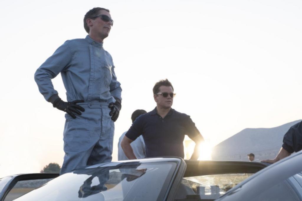"""""""Contra lo imposible"""": Matt Damon pelea contra Ferrari y Mangold contra el cine de comité"""