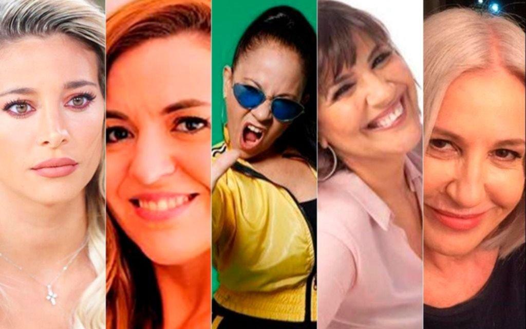 De la sororidad a la grieta: ahora, el feminismo divide a las famosas