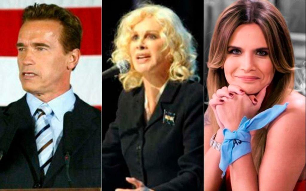 Actores políticos: los famosos que dejaron el medio y dieron el salto a un cargo público