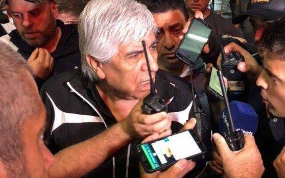 """Moyano contra los hinchas de Independiente : """"Los que reprobaron son cuatro gansos que gritan"""""""