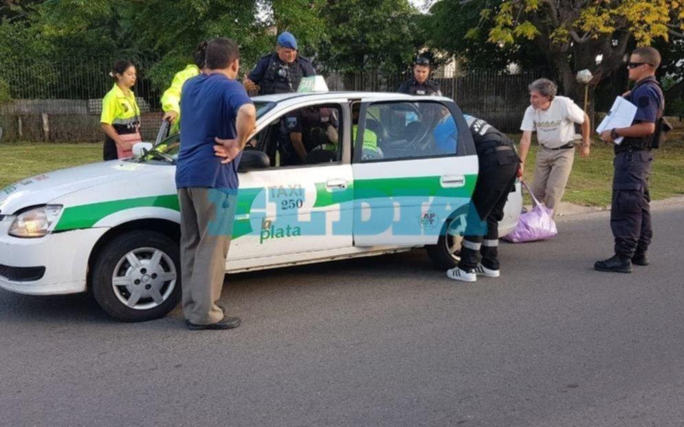 Inspectores municipales y policías locales asistieron un parto en Los Hornos