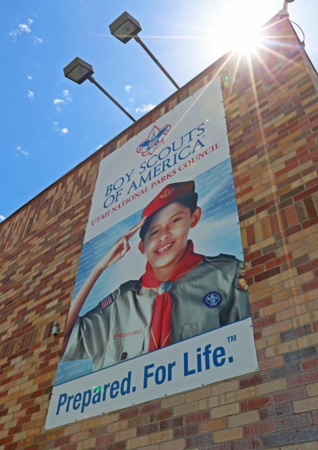 La organización de Boy Scouts de EE UU se declaró en quiebra