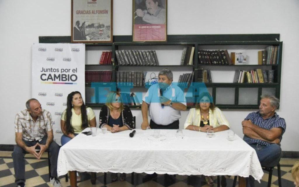 """UCR Provincia: """"Nuestro objetivo es ser una oposición clara y constructiva"""""""