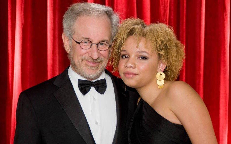 Micaela Spielberg reveló que quiere ser actriz porno