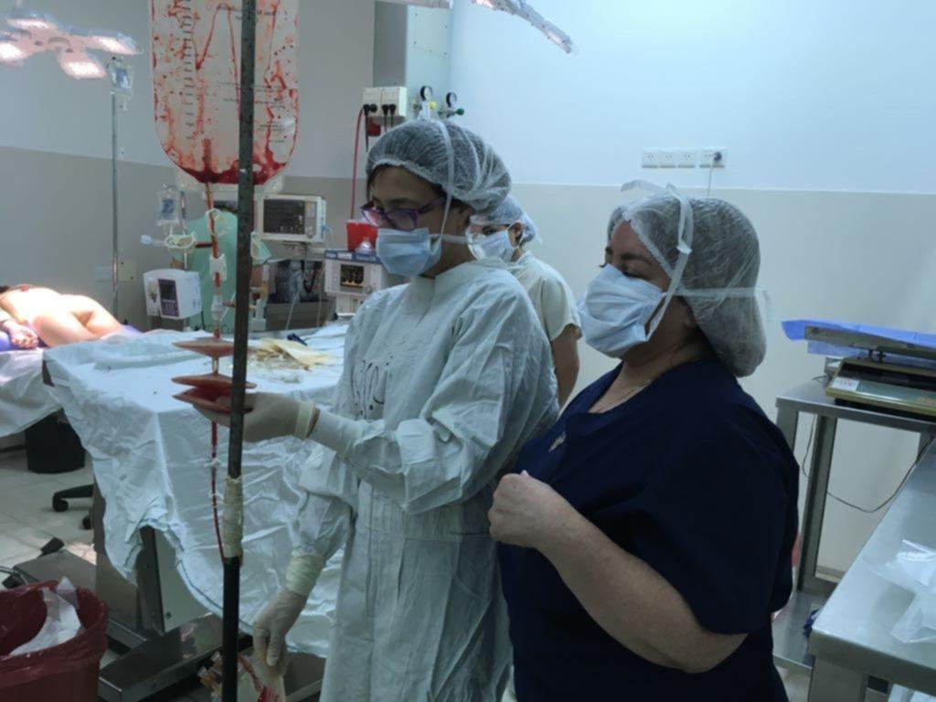 El Hospital de Niños sigue sin hacer trasplantes de médula