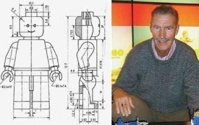 Murió en Dinamarca el inventor de los bloques de plástico LEGO
