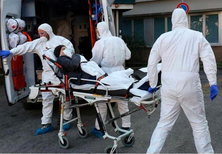 Por el avance del coronavirus en Italia piden no salir de sus casas a 60 mil personas