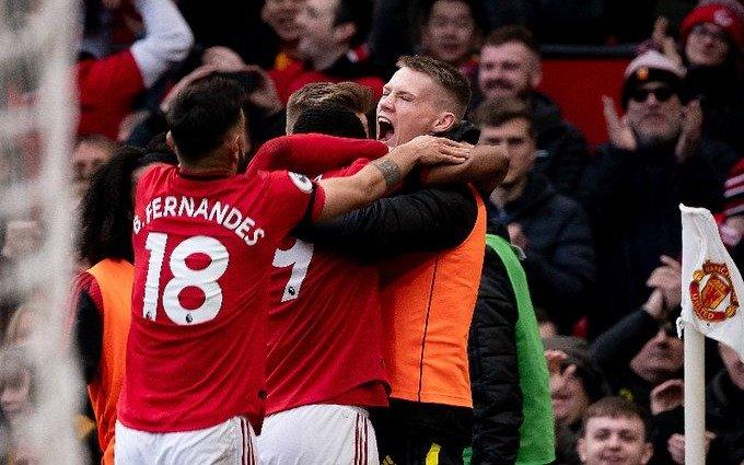 Manchester United goleó a Watford por la Premiere League