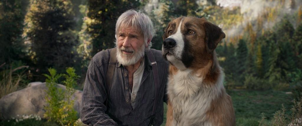 """""""El llamado de lo salvaje"""": una película de aventuras para la familia como las que ya no se hacen"""