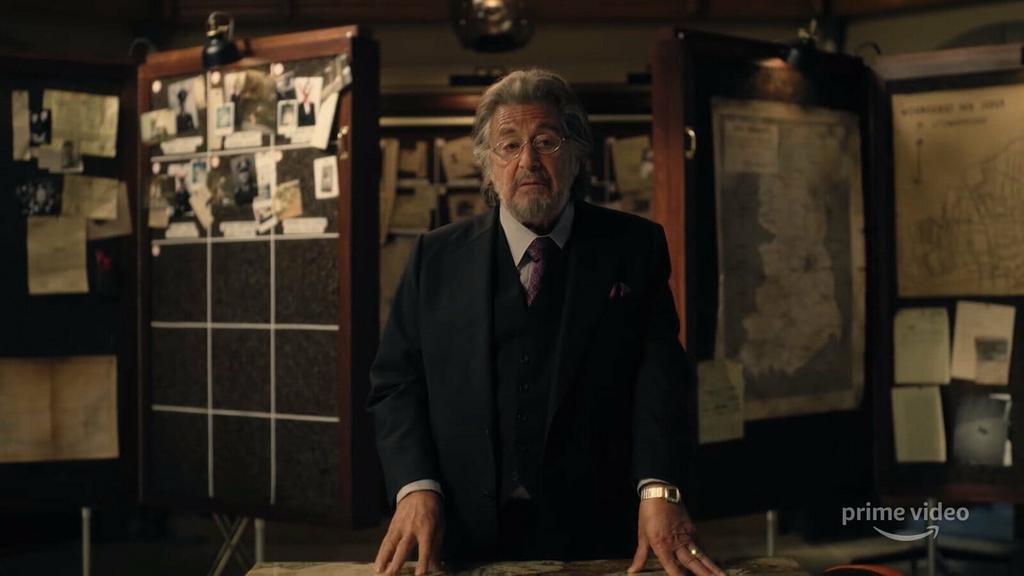 """""""Hunters"""": Al Pacino caza nazis en una historia sobre el Holocausto pero con una vuelta de tuerca"""