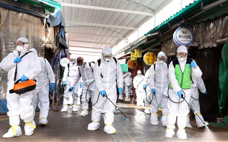 """La OMS dice que el mundo debe """"prepararse para una eventual pandemia de coronavirus"""""""