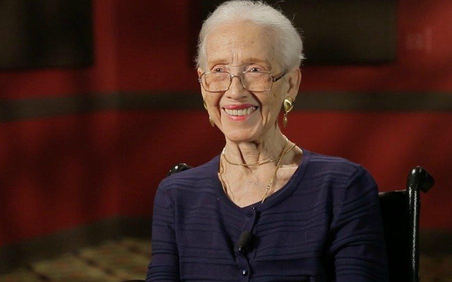 Murió a los 101 años Katherine Johnson, una destacada matématica de la NASA