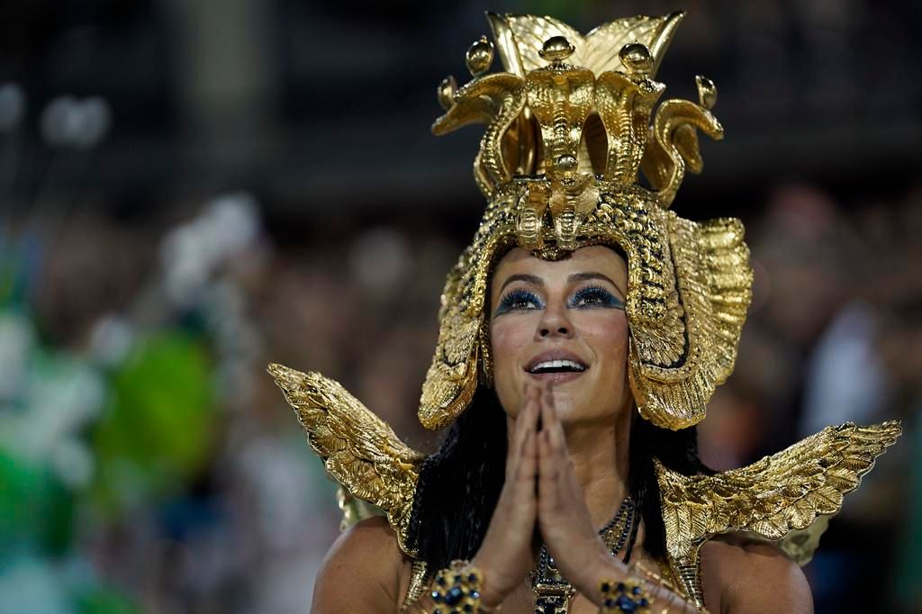 """Violencia, racismo y ecología, las """"denuncias"""" del Carnaval"""