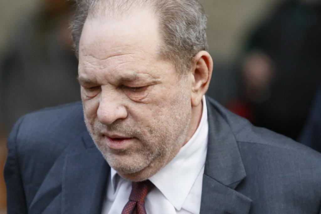 Hollywood y el movimiento Time's Up celebran la sentencia contra Weinstein
