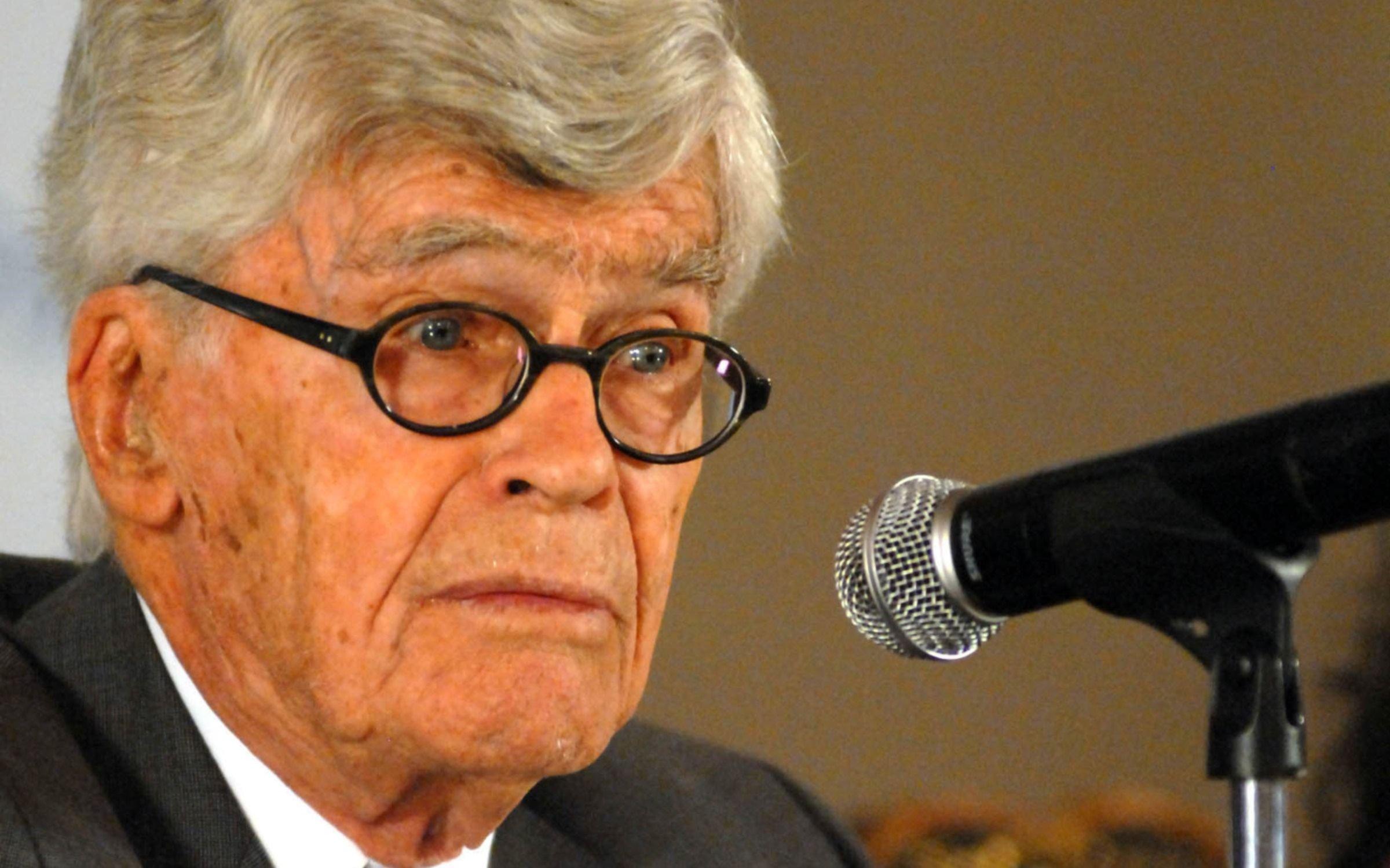Murió el físico y filósofo argentino Mario Bunge, que estudió en La Plata: tenía 100 años