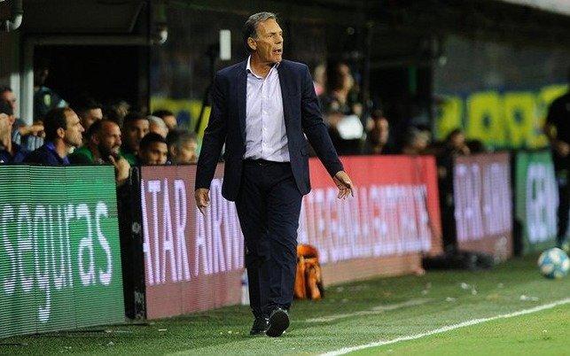 """""""Estamos bajo mucha presión y exigencia"""", admitió el DT de Boca"""