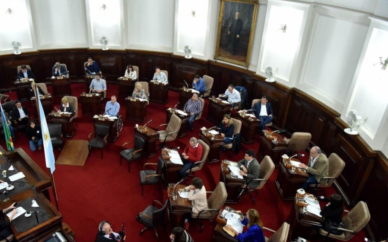 Cambió la fecha de la apertura de sesiones ordinarias del Concejo platense