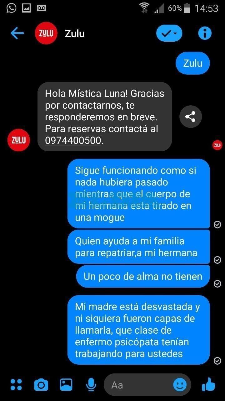 """Crimen de la chef de La Plata: """"¿Qué clase de psicópata tenían trabajando?"""", el mensaje de la familia al restaurante"""