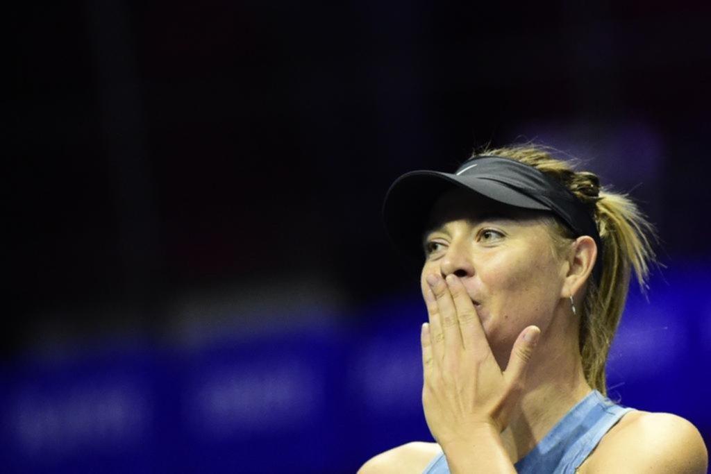 El adiós de Sharapova, conjunción perfecta entre rendimiento y marketing
