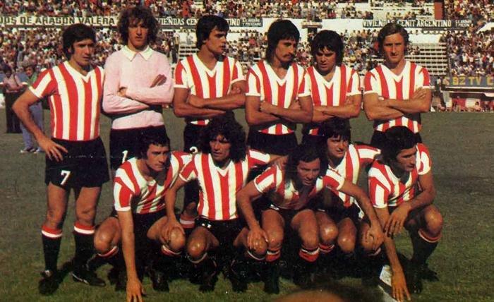 ¿Mereció el equipo del '75 ser homenajeado el domingo en la previa del partido con River?